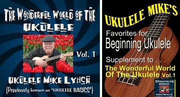 Ukulele Mike launches new DVD and eBook combo pak